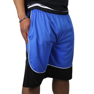 BIG AND TALL BASKETBALL SHORTS MS-003BM (More options available)