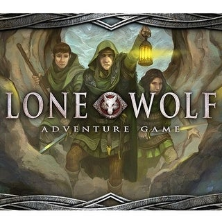Lone Wolf: Adventures of the Kai V1