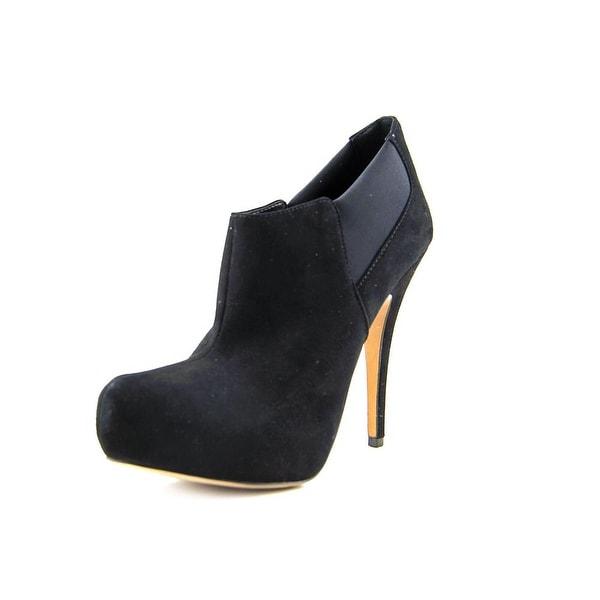 Jessica Simpson Joney Womens Black Boots