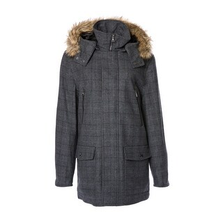 Hooded Women's Parka