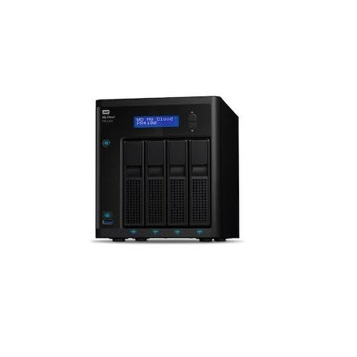 Wd Content Solutions Business - Wdbnfa0080kbk-Nesn - 8Tb My Cloud Pro Series Pr4100