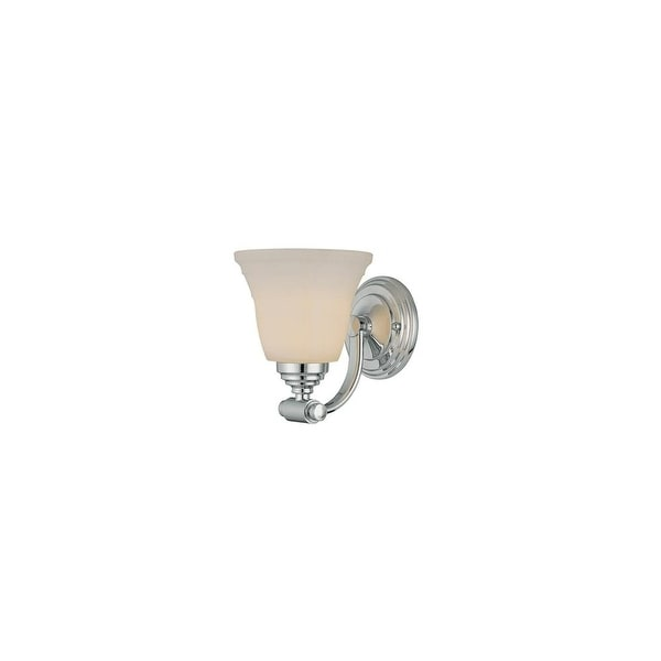 Millennium Lighting 3041 1-Light Bathroom Sconce - Chrome