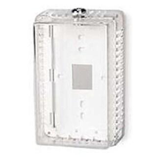 Tempro TP02CL Plastic Thermostat Guard - Clear, Medium