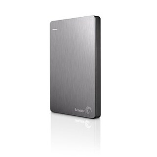 """Seagate Technology STDR1000101S Seagate Backup Plus Slim 1TB Portable External Hard Drive with Mobile Device Backup USB 3.0"""