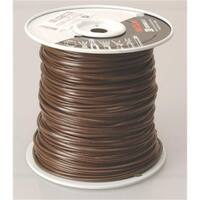 Coleman Cable 500ft. 18-2 Brown Thermostat Wire   - Pack of 500