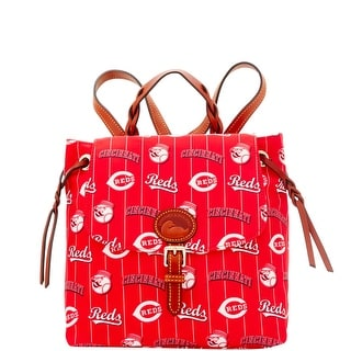 Dooney & Bourke MLB Reds Flap Backpack (Introduced by Dooney & Bourke at $198 in May 2016)