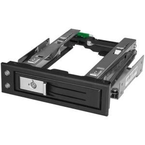 "Startech.Com 5.25 To 3.5 Hard Drive Hot Swap Bay - For 3.5"" Sata/Sas Drives"