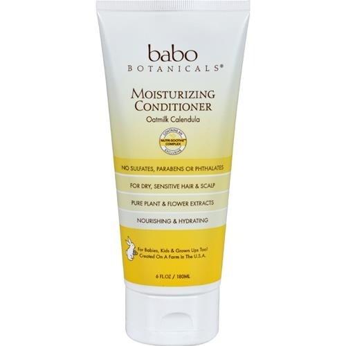 Babo Botanicals - Moisturizing Oatmilk Conditioner ( 1 - 6 FZ)