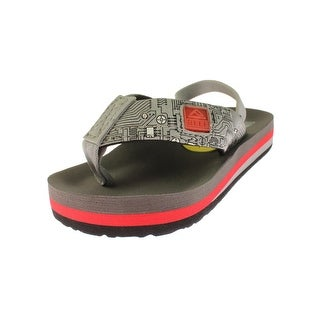 Reef Boys Ahi Flip-Flops Light Up
