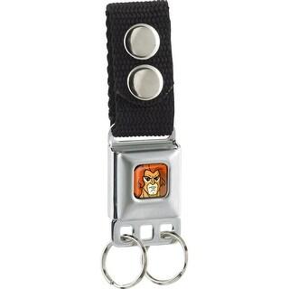Thundercats Classic Lion O Face Full Color Keychain