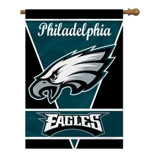 Fremont Die Inc Philadelphia Eagles House Banner 1- Sided House Banner 1 Sided