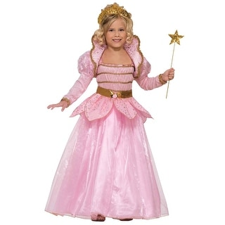 Girls Pink Princess Costume