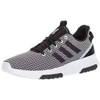 Adidas Men's Cf Racer Tr Hiking Shoes Black/Black/White, (10.5 M Us)