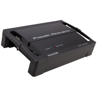 Power Acoustik Class D Amplifier 2 CH. 1300W Max