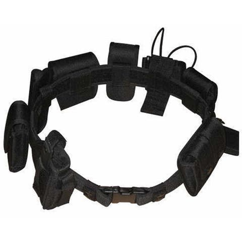 Image Police Security Modular Equipment System Duty Belt Nice Molded Nyon Set