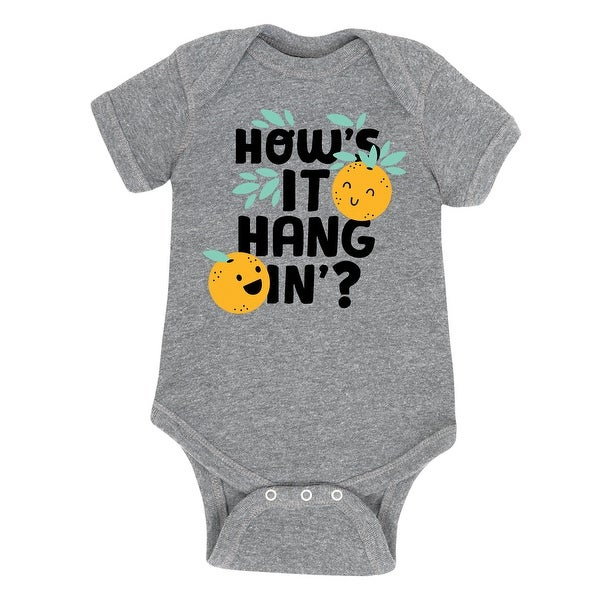 Hows It Hangin - Infant One Piece