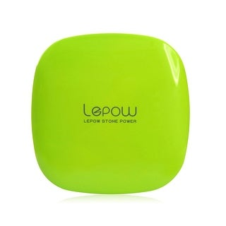Lepow Stone Power Bank 6000mAh Phone Tablet Pad PSP Compact Charger