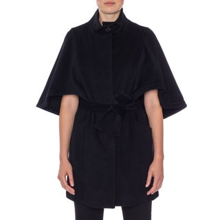 Hilary Radley Solid Fly Front Cape (4 options available)