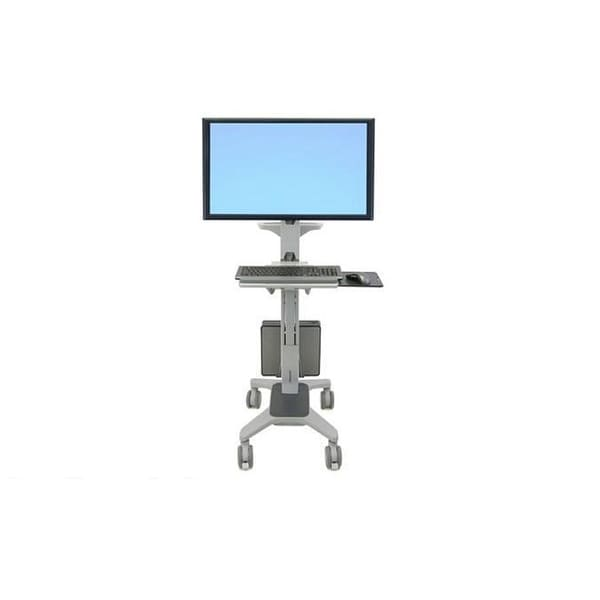Ergotron - Ergotron Neo-Flex Wideview Workspace.Configurable Height-Adjustable Sit-Stand Co