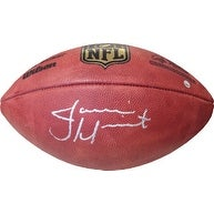 Jameis Winston Signed Official Wilson NFL Duke Leather Football Steiner Hologram Tampa Bay Bucs