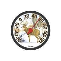 Taylor Deer Dial Thermometer