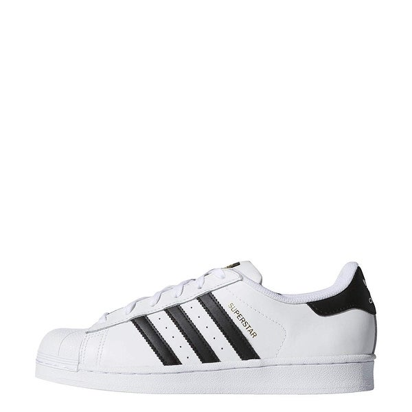 Shop Adidas Womens Superstar W Low Top Lace Up Fashion