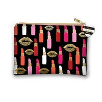 Lady Jayne Cosmetic Bag Lipstick Kisses
