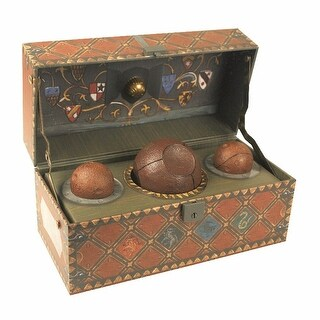 Harry Potter Quidditch Game Set - Brown