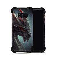 DecalGirl  Samsung Galaxy S8 Bumper Case - Black Dragon