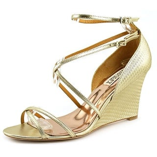 Gold Wedges - Shop The Best Deals For Mar 2017