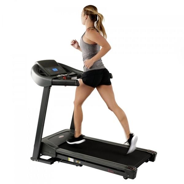 Sunny Health & Fitness SF-T7643 Walking Treadmill 350lb Capacity. Opens flyout.