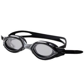 FINIS Surge Polarized Swim Goggles - Silver/Black