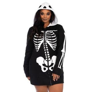 Skeleton Cozy Adult Costume