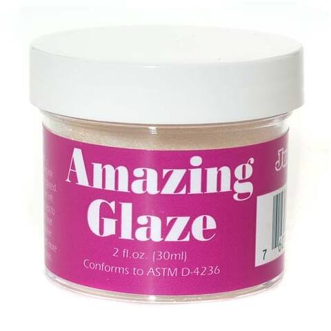 Judikins Amazing Glaze Enameling Resin for Crafts & Jewelry 2 Ounces