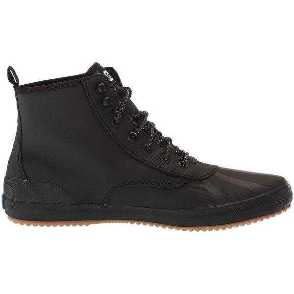 Scout Boot Splash Twill Wx Sneaker