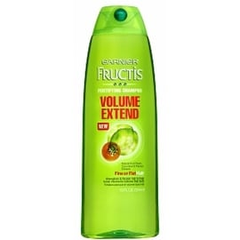 Garnier Fructis Haircare Volume Extend Fortifying Shampoo for Fine or Flat Hair 13 oz