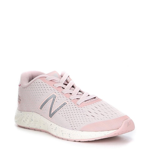 Kids New Balance Girls Kvarncsy Low Top Lace Up Running Sneaker
