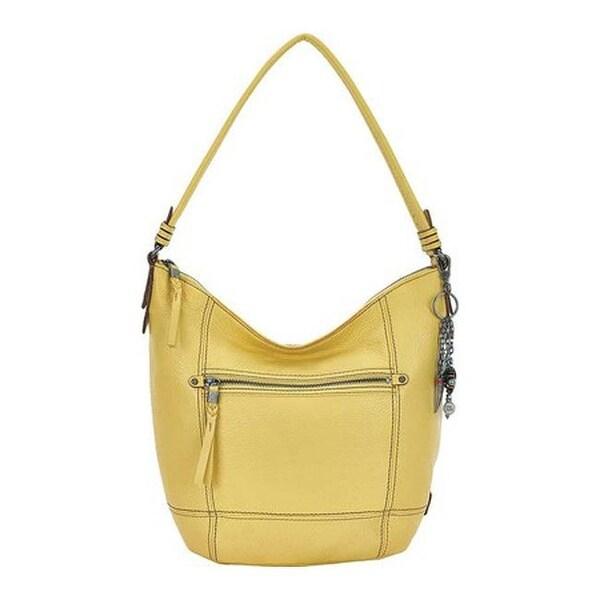 19c5a2e871c1 Shop THE SAK Women s Sequoia Hobo Bag Sunlight Leather - US Women s ...