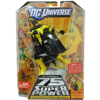 DC Universe Collect & Connect Figure: Sinestro Corps Batman