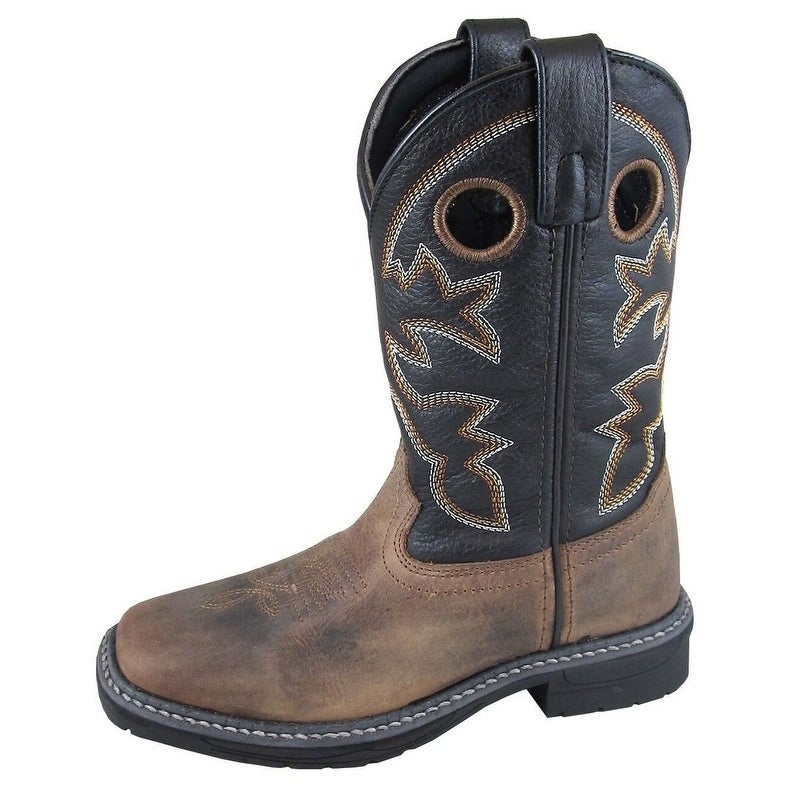 Smoky Mountain Western Boots Boys