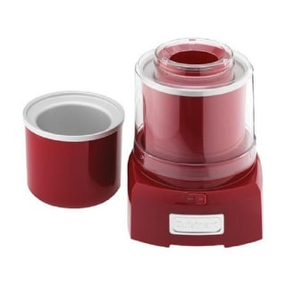 Cuisinart Frozen Yogurt, Ice Cream and Sorbet Maker with Freezer Bowl