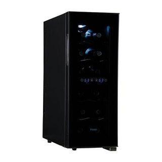 Ge Appliances - Hvtec12dabs - 12 Bottle Wine Cooler
