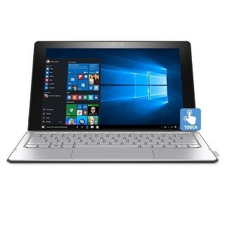 Manufacturer Refurbished - HP Spectre x2 12-a009nr Detachable Touch Laptop M5-6Y54 1.1GHz 4GB 128GB Win10