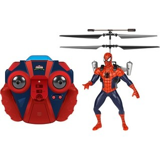 2Ch Spider-Man Marvel Ir Helicopter