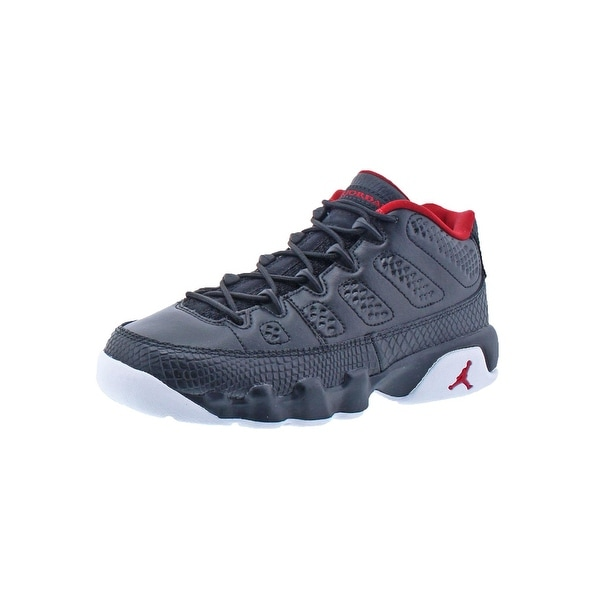 c9dc7e903f02d9 Shop Jordan Boys Air Jordan 9 Retro Low Basketball Shoes Big Kid Low ...