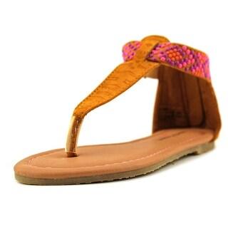 Nanette Lepore 70856 Girl Brown/Multi Sandals