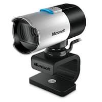 Microsoft Q2f-00013 Lifecam Studio, 5 Megapixel 1080P Hd 30 Fps Webcam - Black