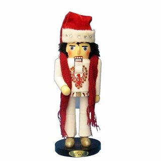 "Elvis in Eagle Suit 11"" Nutcracker"