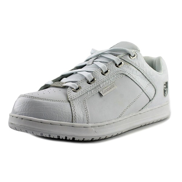 Lexani Shine Men White/White Sneakers Shoes