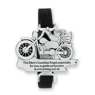 Biker's Handlebar Guardian Angel Bike Clip